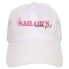 Sailor's Little Girl Baseball Cap