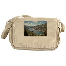 Lake City Dreaming Messenger Bag