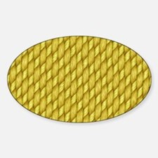Basket Weave Decal