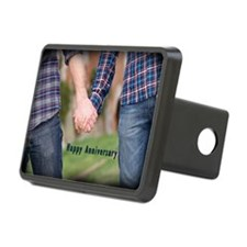 M/M Anniversary Hitch Cover
