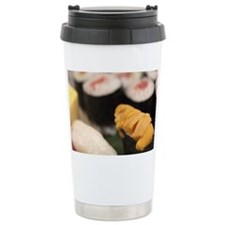 Tsukiji markets Sea Urchin sush Travel Mug