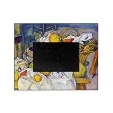 Paul Cezanne Still Life with Fruit B Picture Frame
