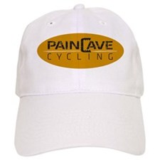 PainCave Logo Baseball Baseball Cap