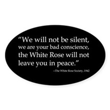 We will not be silent!