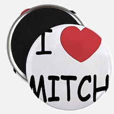 I heart MITCH Magnet