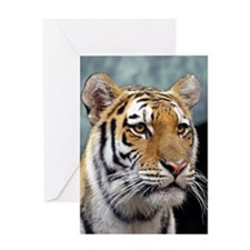 Majestic Tiger Greeting Card