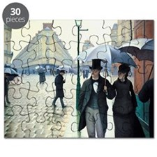 Gustave Caillebotte Puzzle
