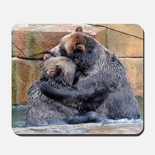 Bear Hug Mousepad