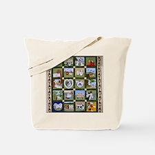 2012 Hav A Heart Quilt Tote Bag