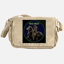 Rhiannon design Messenger Bag