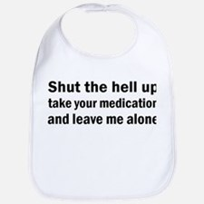 Time For Your Pill Bib