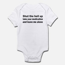 Time For Your Pill Infant Bodysuit