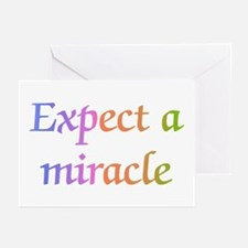 Expect a Miracle Greeting Cards (Pk of 10)