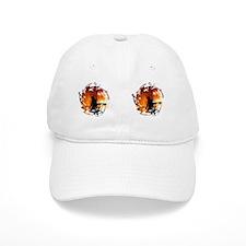 Firefighter Circle ... Baseball Cap