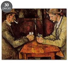 Paul Cezanne Puzzle