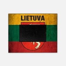 Lithuania Picture Frame