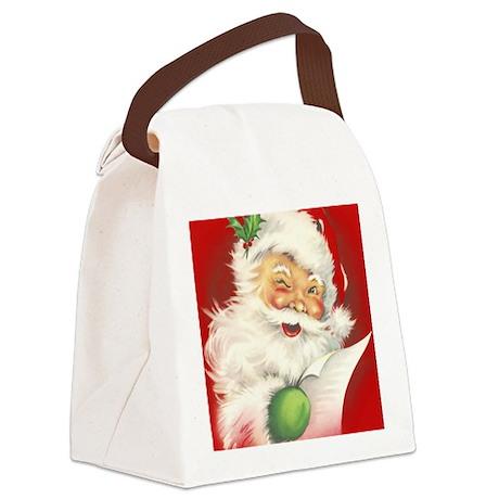 sv_pillow_case Canvas Lunch Bag