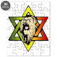 Judah Lion - Reggae Rasta! Puzzle
