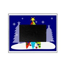 Kayaking Christmas Card Gails Picture Frame