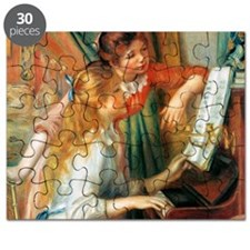Renoir Girls At The Piano Puzzle