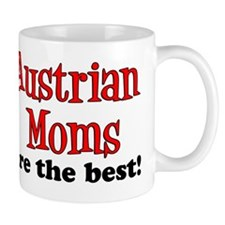 Austrian Moms Are The Best Mug