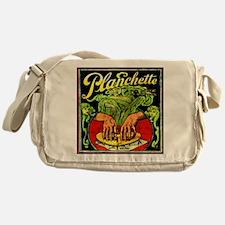 Vintage Ouija planchette Messenger Bag
