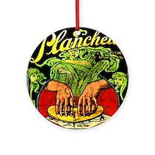 Vintage Ouija planchette Round Ornament