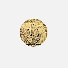 Vintage ouija talking board Ad Mini Button