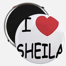 I heart SHEILA Magnet