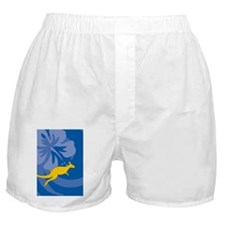 Kangaroo Nook Sleeve Boxer Shorts
