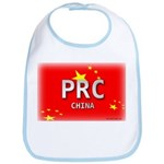 China Pride Bib