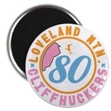 Loveland Cliffhuckers Magnet