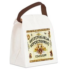 Vintage Egyptian Ouija Board Canvas Lunch Bag
