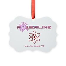 Powerline Concert Ornament