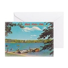 Pine Haven Post Card Greeting Card