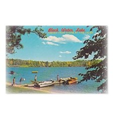 Pine Haven Post Card Postcards (Package of 8)