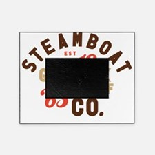Go Huck Yourself Steamboat Picture Frame