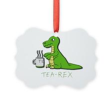 Tea-Rex Ornament