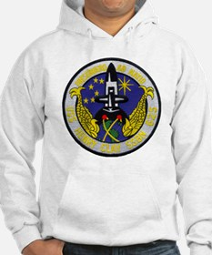uss henry clay patch transparent Hoodie