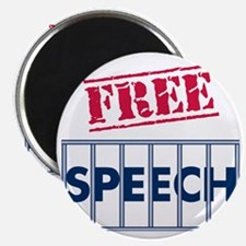 Free Speech Magnet