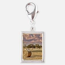 Southfork Ranch DSC_6276 Silver Portrait Charm