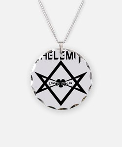 Thelemite - Love Is The Law  Necklace