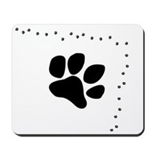 Paw for OTHER Mousepad