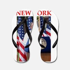 nanny of new york Flip Flops