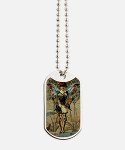 Take your wings and fly Dog Tags