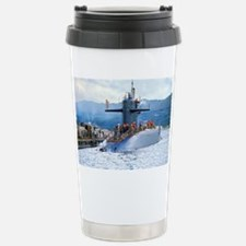 gc uss henry clay greeting card Travel Mug
