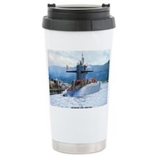 pc uss henry clay post card Travel Mug