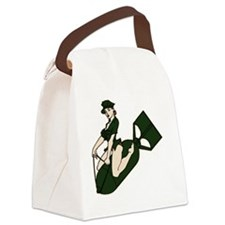 libertys guidance Canvas Lunch Bag