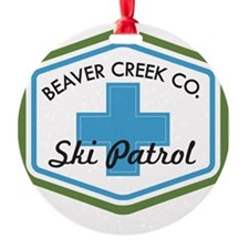 beaver_creek_ski_patrol Ornament