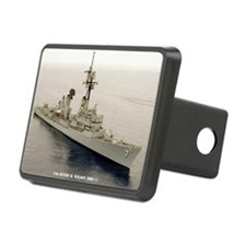 nc uss henry b wilson note Hitch Cover